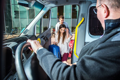 Charter Transportation For Airport Shuttle Service
