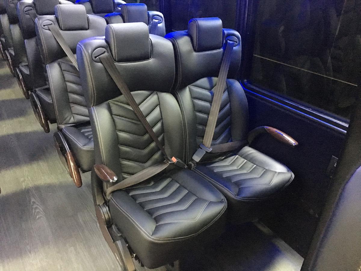 35 passenger minibus transportation ecs transportation group. Black Bedroom Furniture Sets. Home Design Ideas