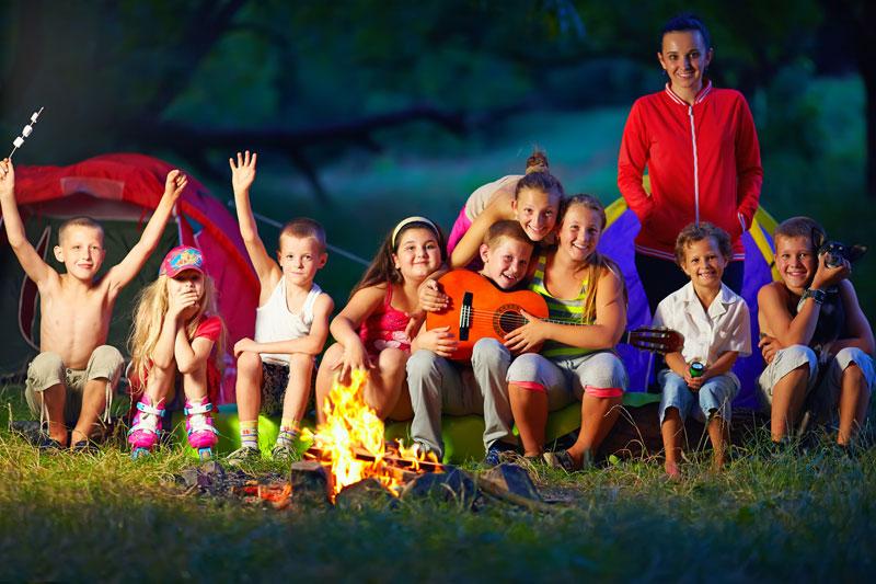Safe and Secure Summer Camp Transportation